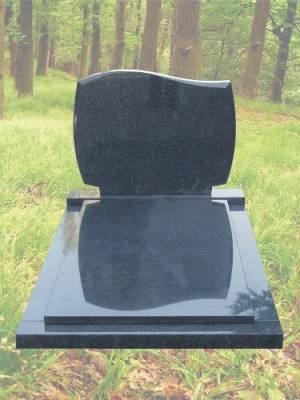 Goedkope grafsteen aanbieding model 01b