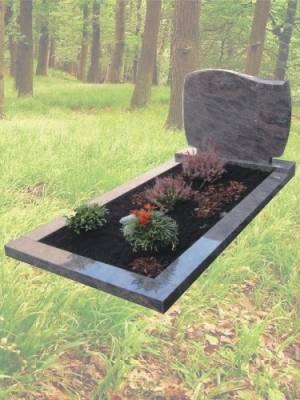 Goedkope grafsteen aanbieding model 02a