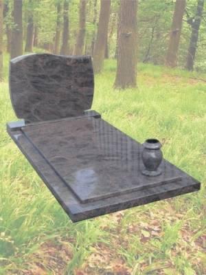 Goedkope grafsteen aanbieding model 02b