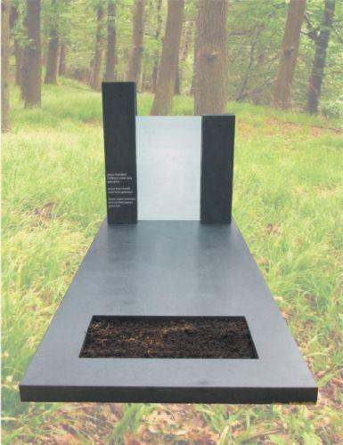 M177 – Robuust graniet en glas