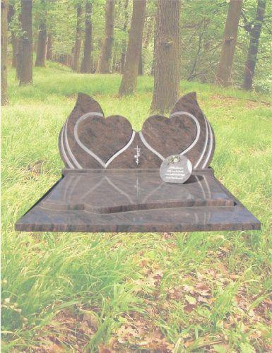 E24 – Dubbelgraf model hart