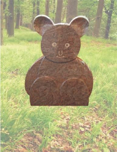 K15 – Kindergrafmonument beer
