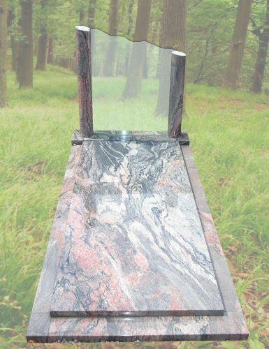 M58 – Pilaren met glas