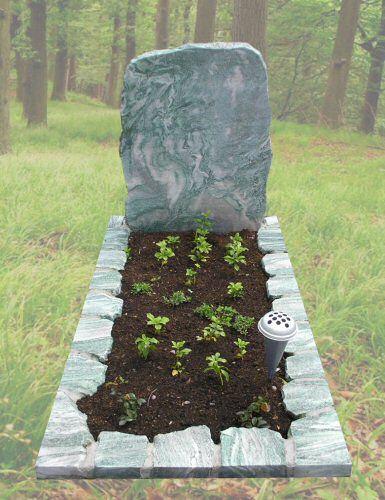 R1 – Ruwe grafsteen flagstones