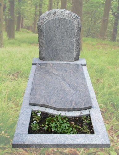 R5 – Ruwe grafsteen