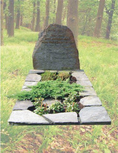 R32 – Ruwe grafsteen