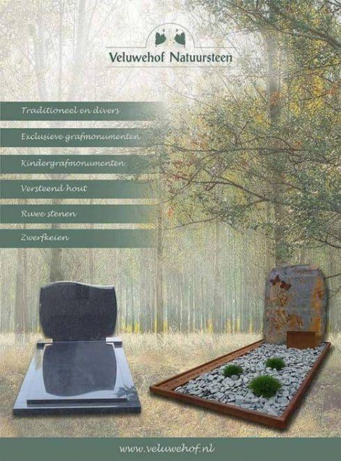 Gratis grafstenen brochure aanvragen