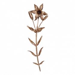 Bronzen narcis